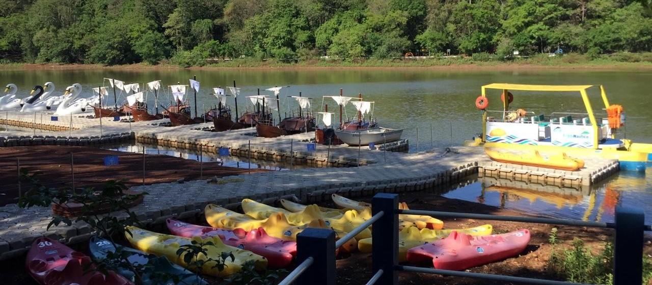 Parque do Ingá reabre após sete meses fechado por causa da pandemia