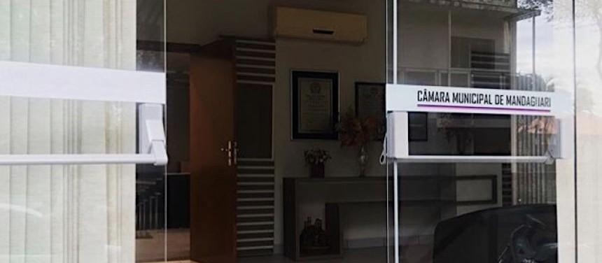 Câmara Municipal de Mandaguari realiza concurso
