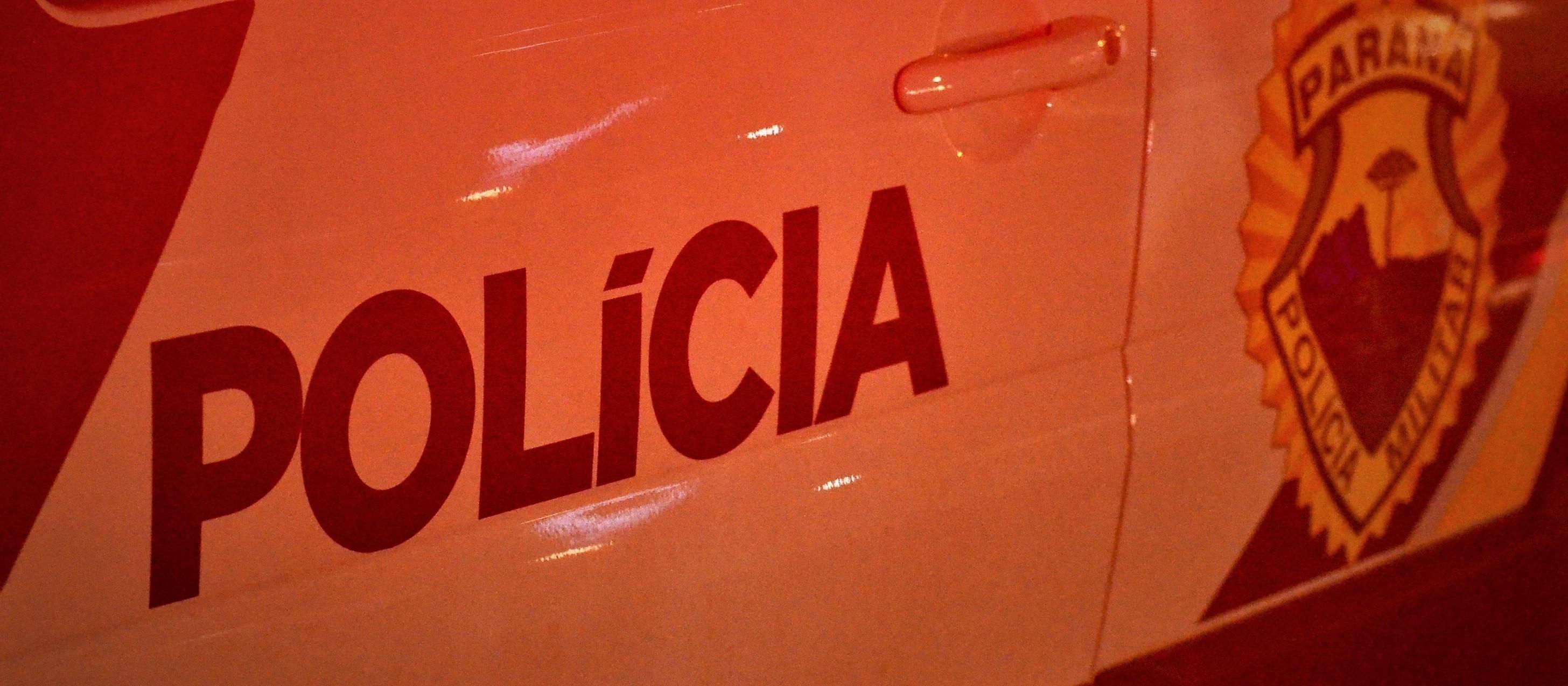 Policiais  salvam bebê que tinha engasgado em Pérola