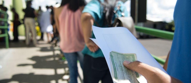 Milhares de eleitores foram às urnas nesse domingo em Maringá (15)