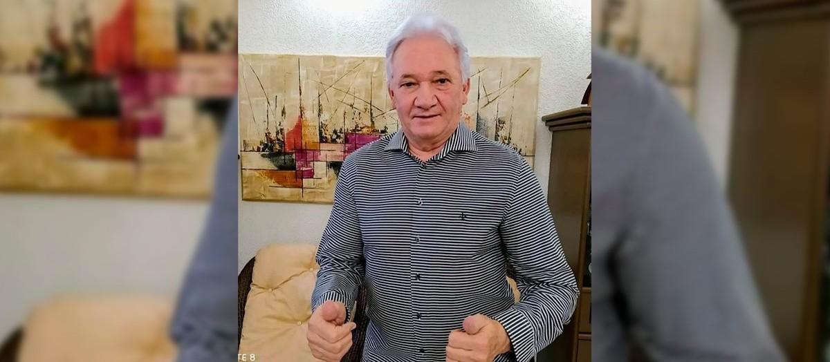 Estado de saúde do ex-prefeito de Campo Mourão, Nelson Tureck, continua grave