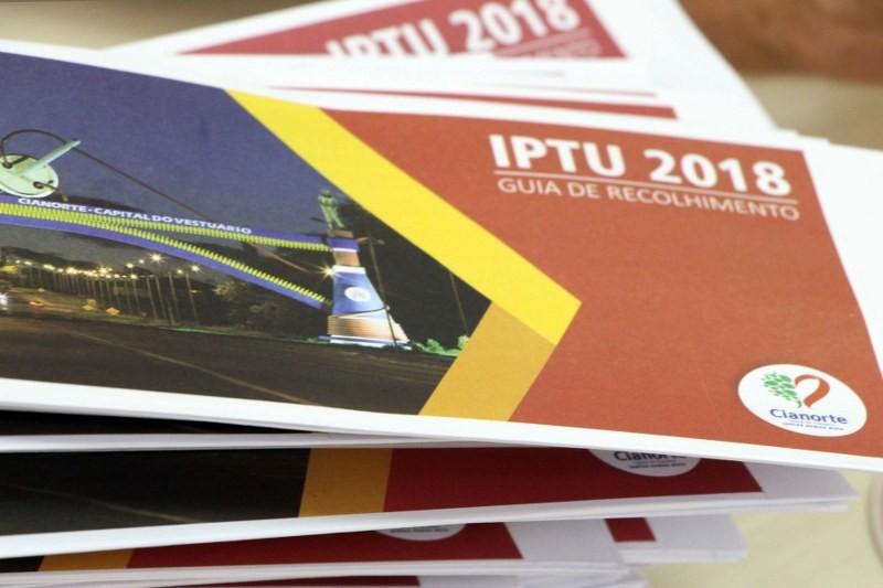 Contribuintes têm até dia 20 de fevereiro para pagar IPTU à vista