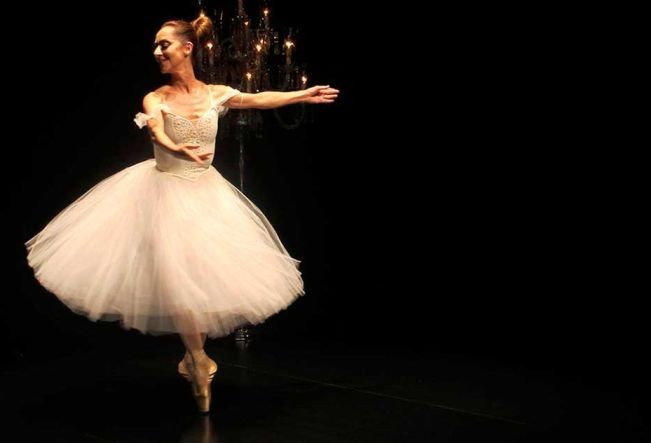 Bailarina Ana Botafogo estará em Maringá