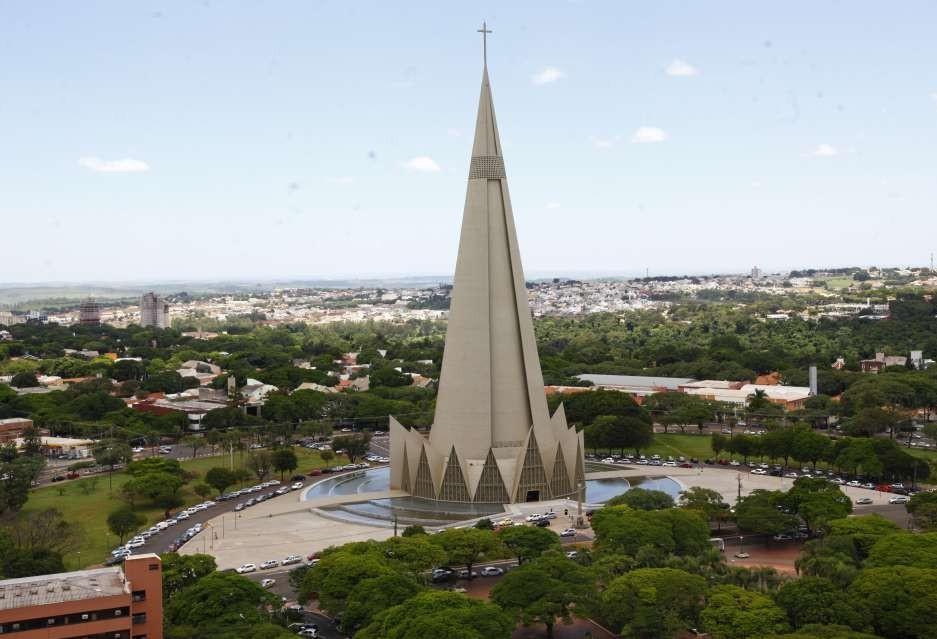 Catedral terá quatro missas nessa Quarta-feira de Cinzas