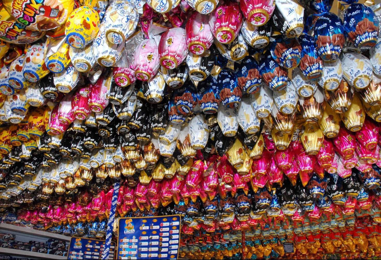 Variação de preço de chocolates em Maringá chega a 95%