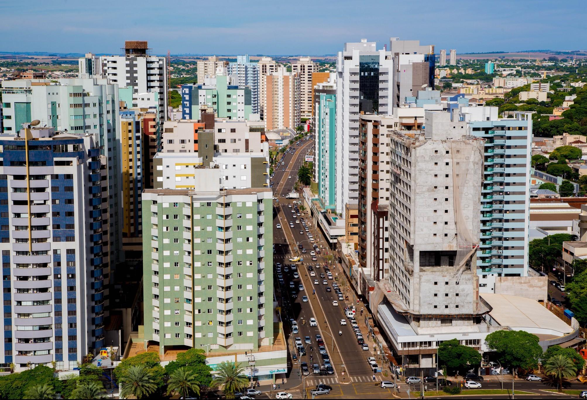 Maringá tem planejamento histórico e que atrai investimentos