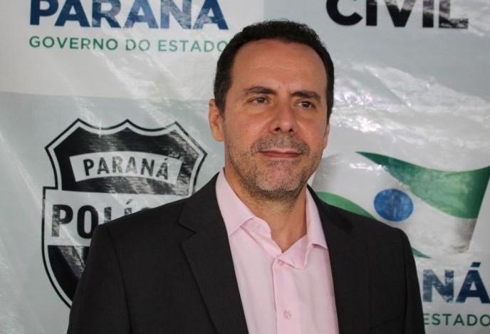 Delegado de Sarandi assume Polícia Civil em Maringá
