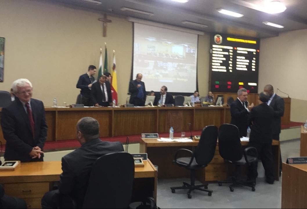 Sessão itinerante não terá guardas municipais
