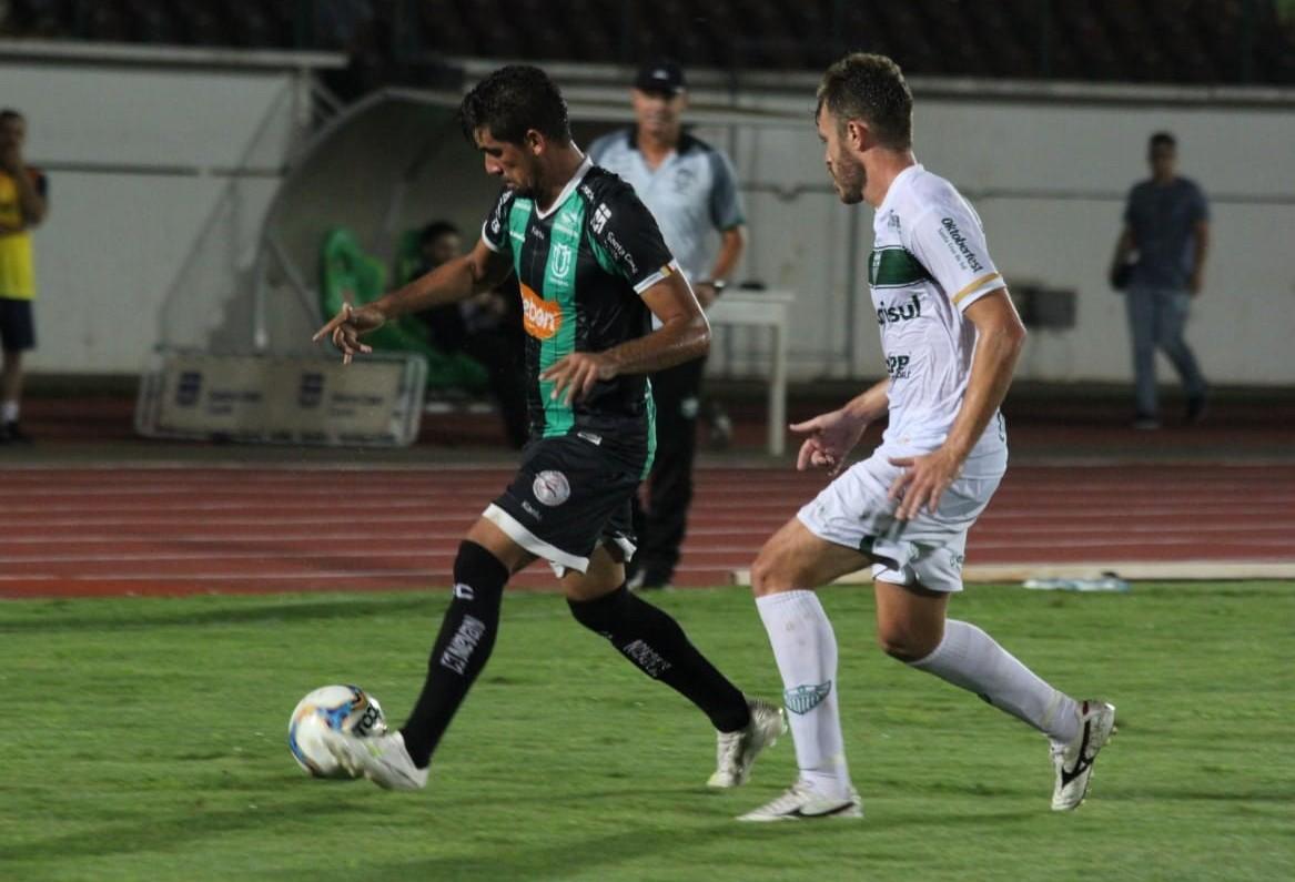 Na estreia, Maringá FC empata com Avenida com placar de 2x2