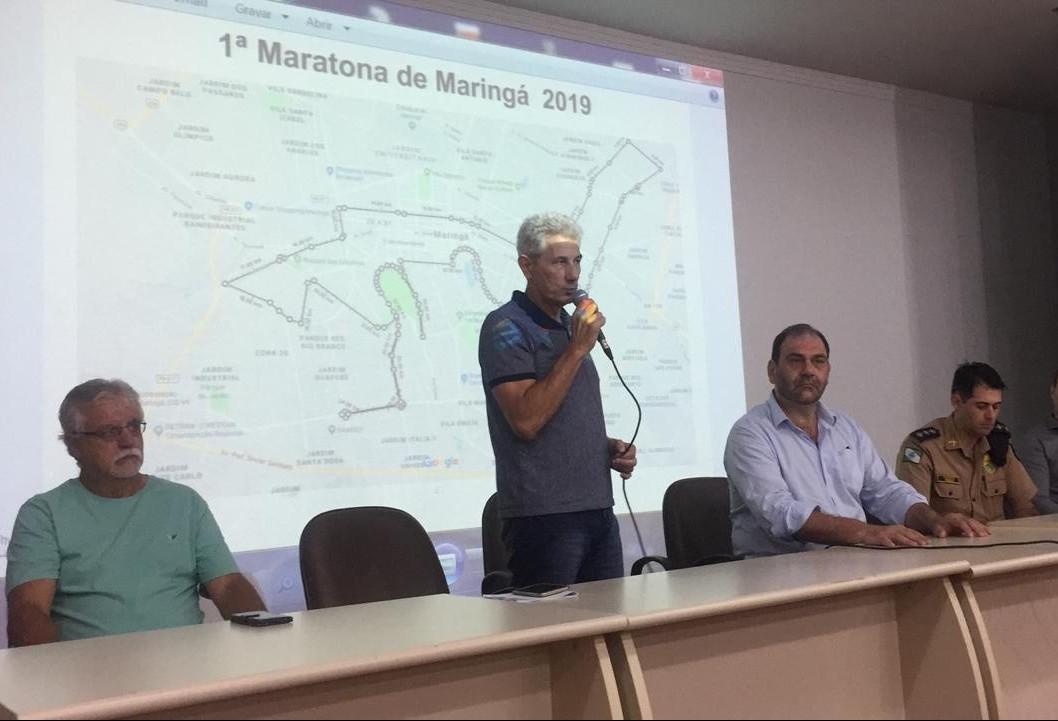 1ª Maratona de Maringá será em agosto