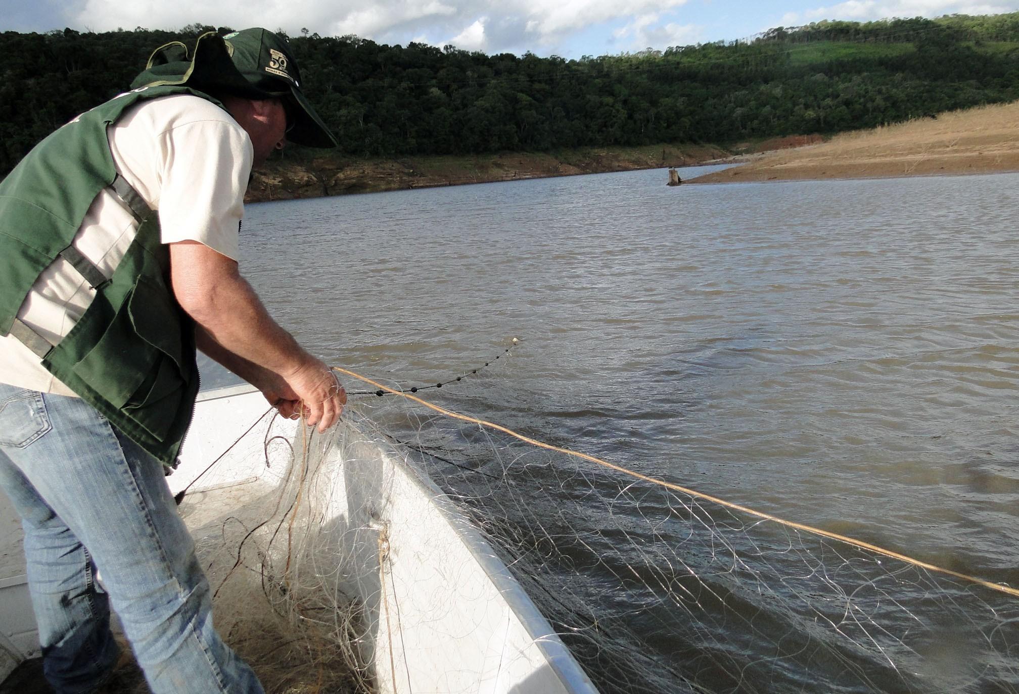 Pesca no Rio Paraná será liberada nessa quinta-feira (1º)