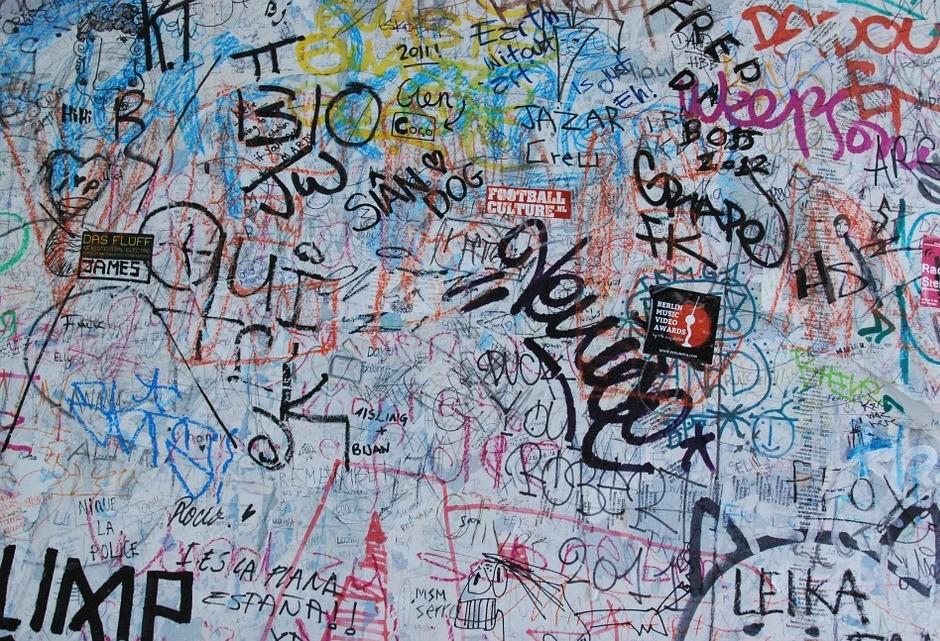 Gilson Aguiar: 'pichação não é arte'
