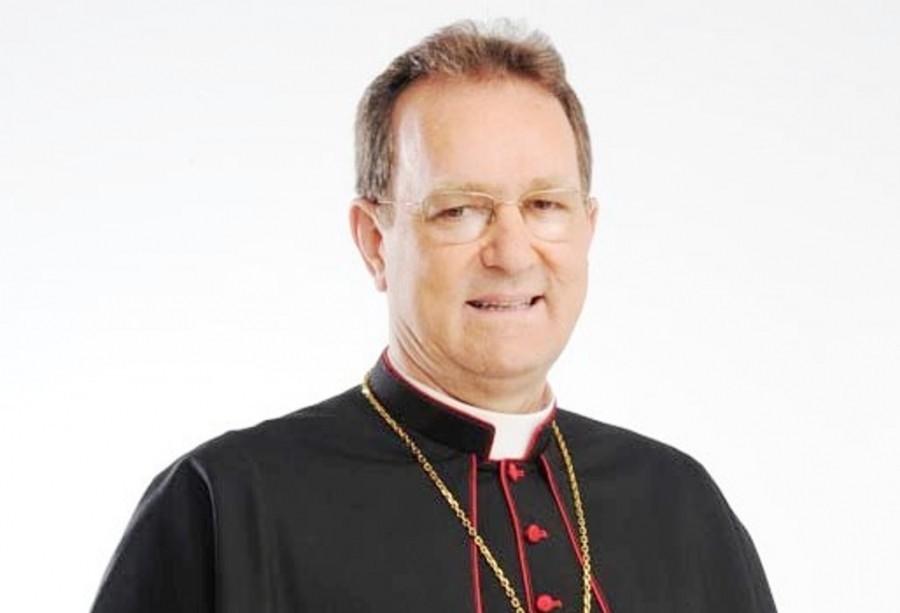 Dom Anuar está em Minas Gerais e celebrou missa em Brumadinho