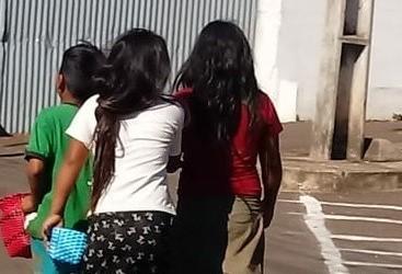 Crianças indígenas desaparecidas são localizadas em Maringá