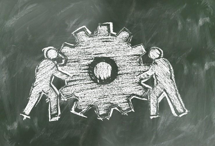 Cooperar é fundamental