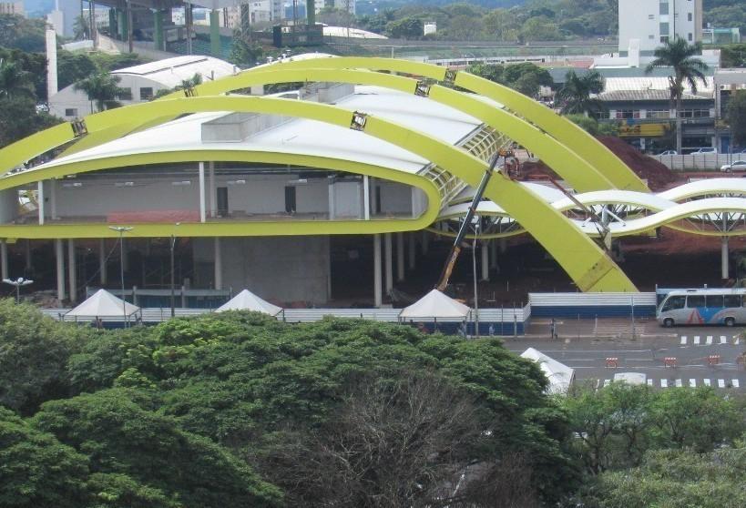 Duas das principais obras foram planejadas no governo anterior