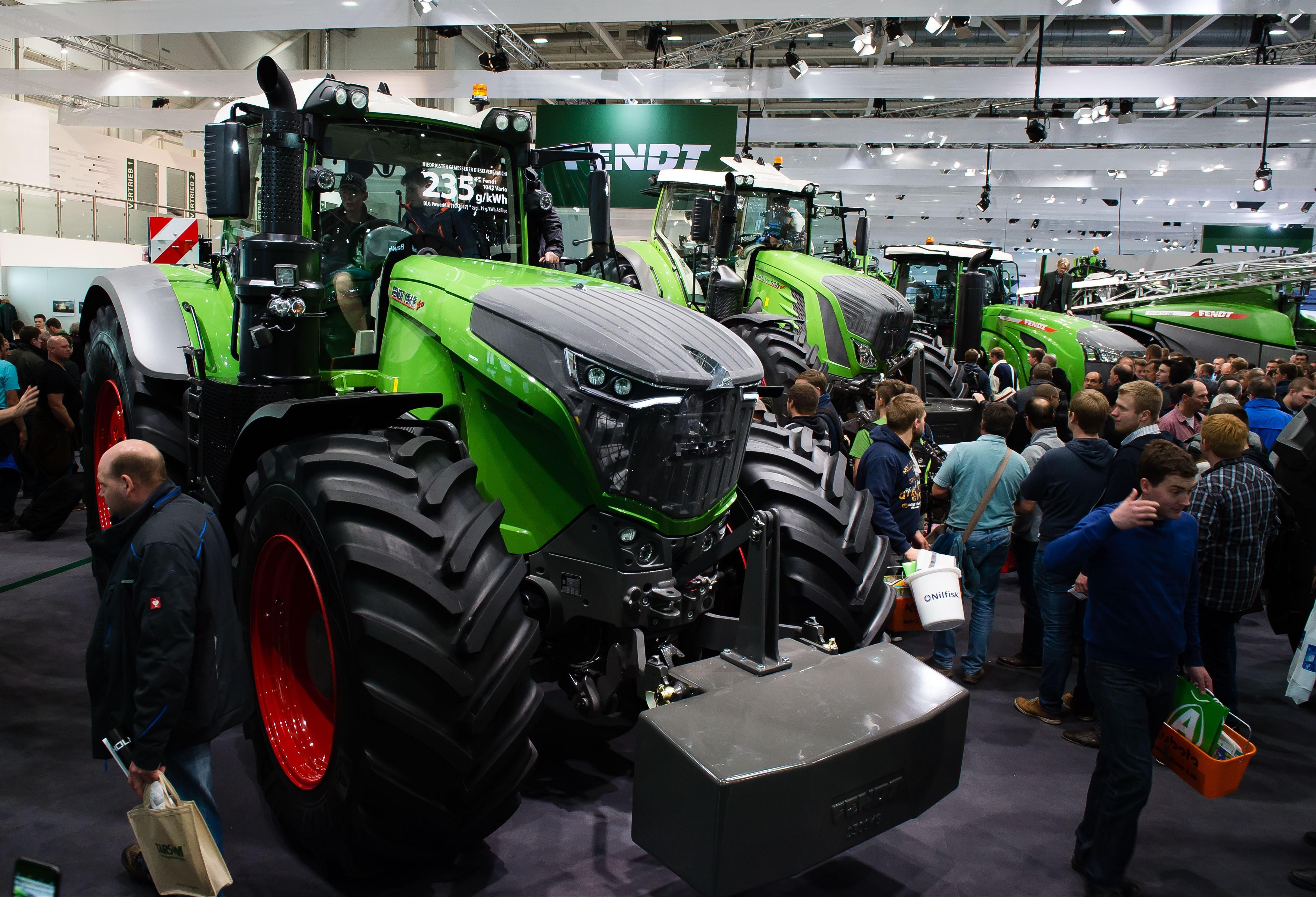 Agritechnica 2019 apresenta um fórum amplo e atualizado de conferências e discussões