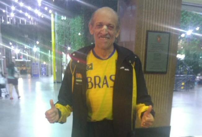 Atleta volta com experiência após disputar mundial na Espanha