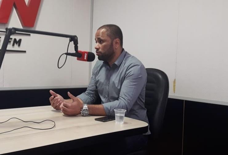 Deputado estadual Do Carmo defende debate sobre câmeras de vigilância