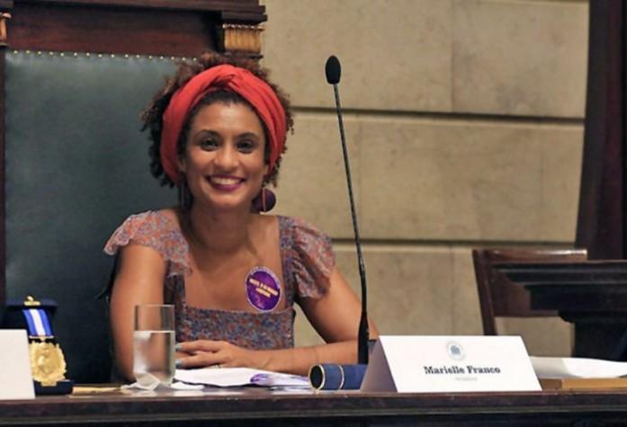 Câmara  faz um minuto de silêncio devido ao assassinato de vereadora no Rio de Janeiro