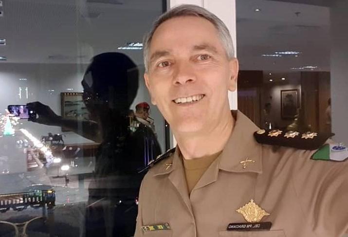 Novo comandante é o coronel José Carlos Mazurkievicz Graciano
