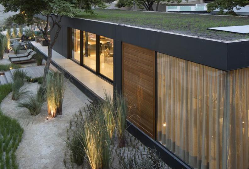Arquiteto cria modelo de casa sustentável