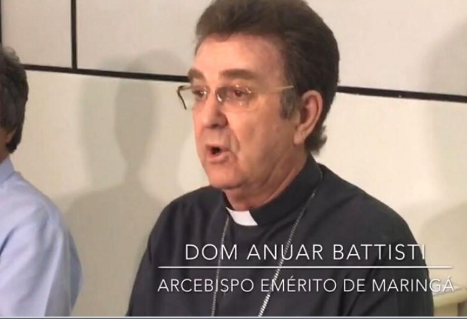 Em carta de renúncia, Dom Anuar agradece Maringá