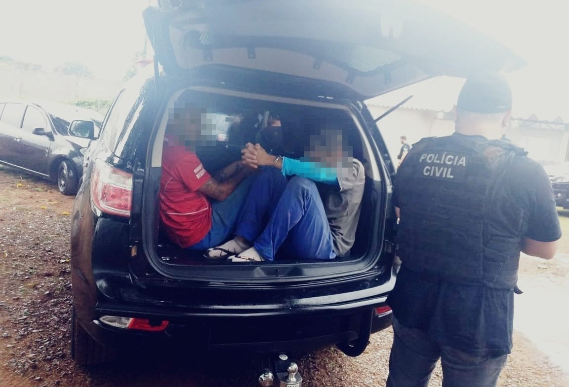 Operação contra o crime organizado cumpre 61 mandados de prisão