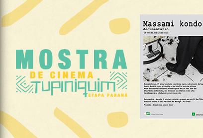 """Maringá recebe a etapa paranaense da """"Mostra Tupiniquim"""" de Cinema"""