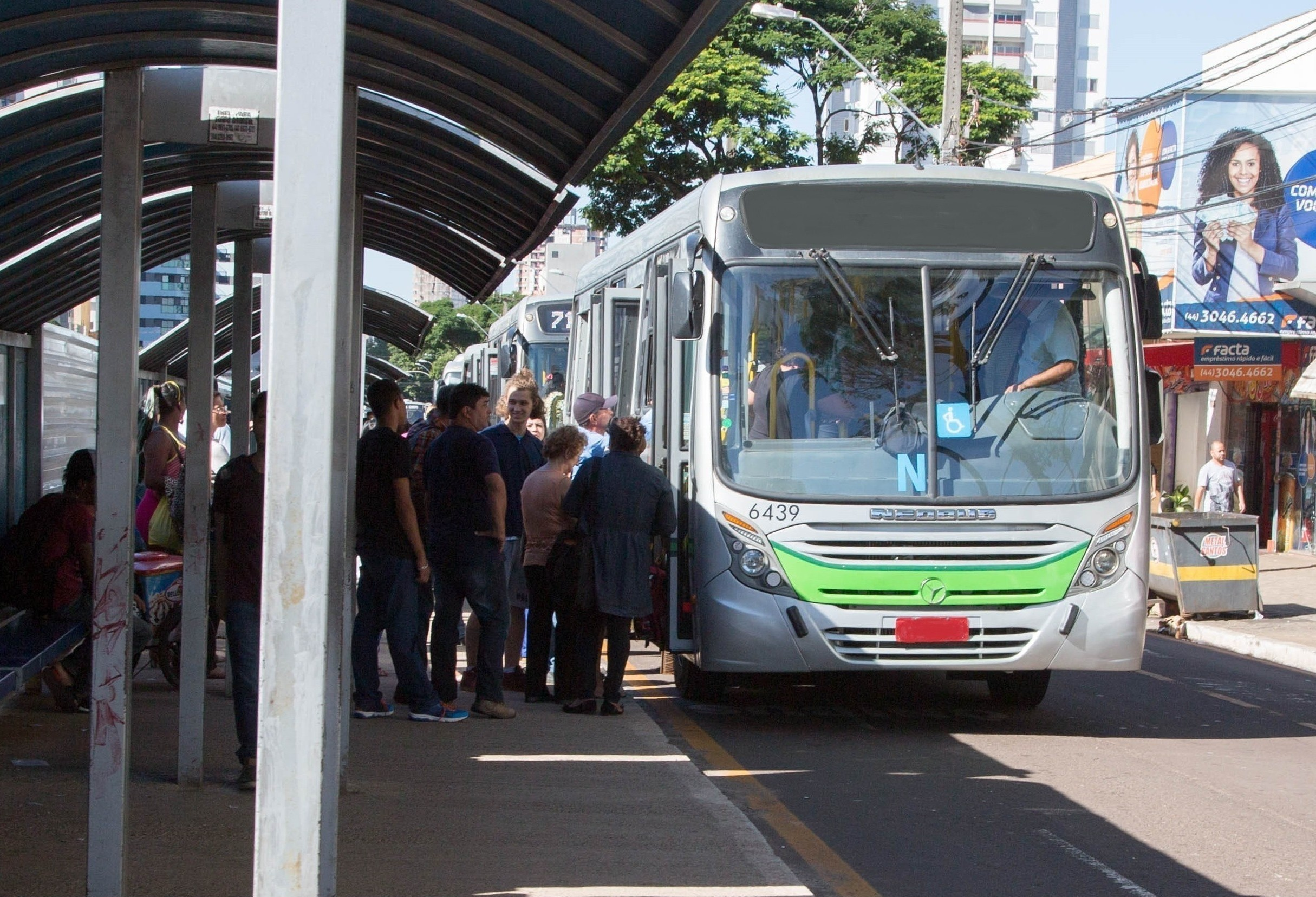 TC-PR abre procedimento para analisar CPI do Transporte Público
