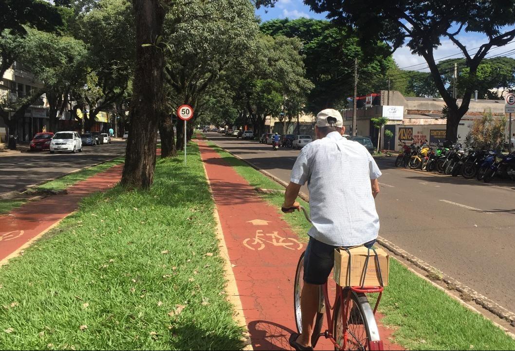 Manutenção de ciclovias pode ser terceirizada em Maringá
