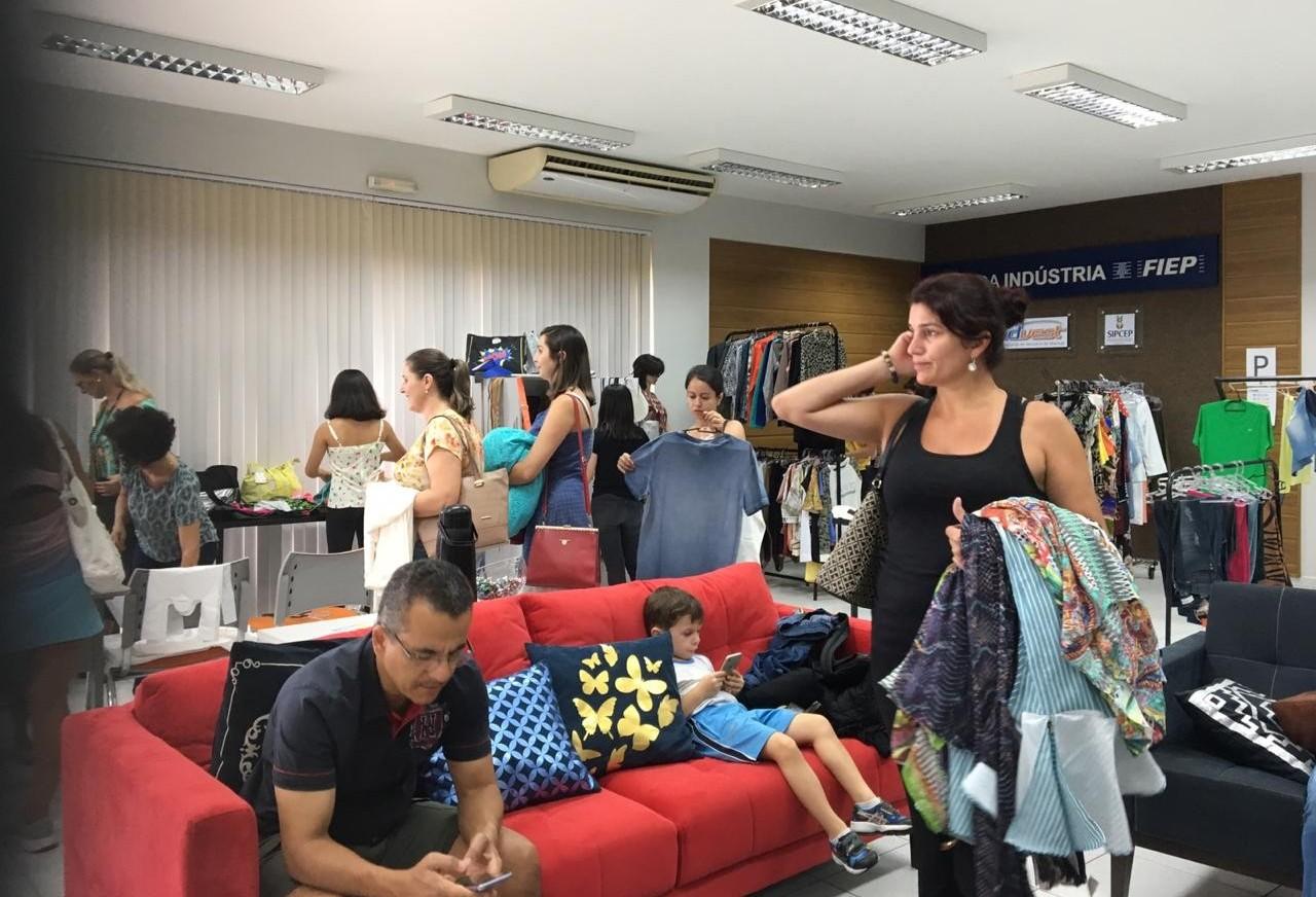 Bazar Chic é ser Solidário começa nesta quarta-feira (20) em Maringá