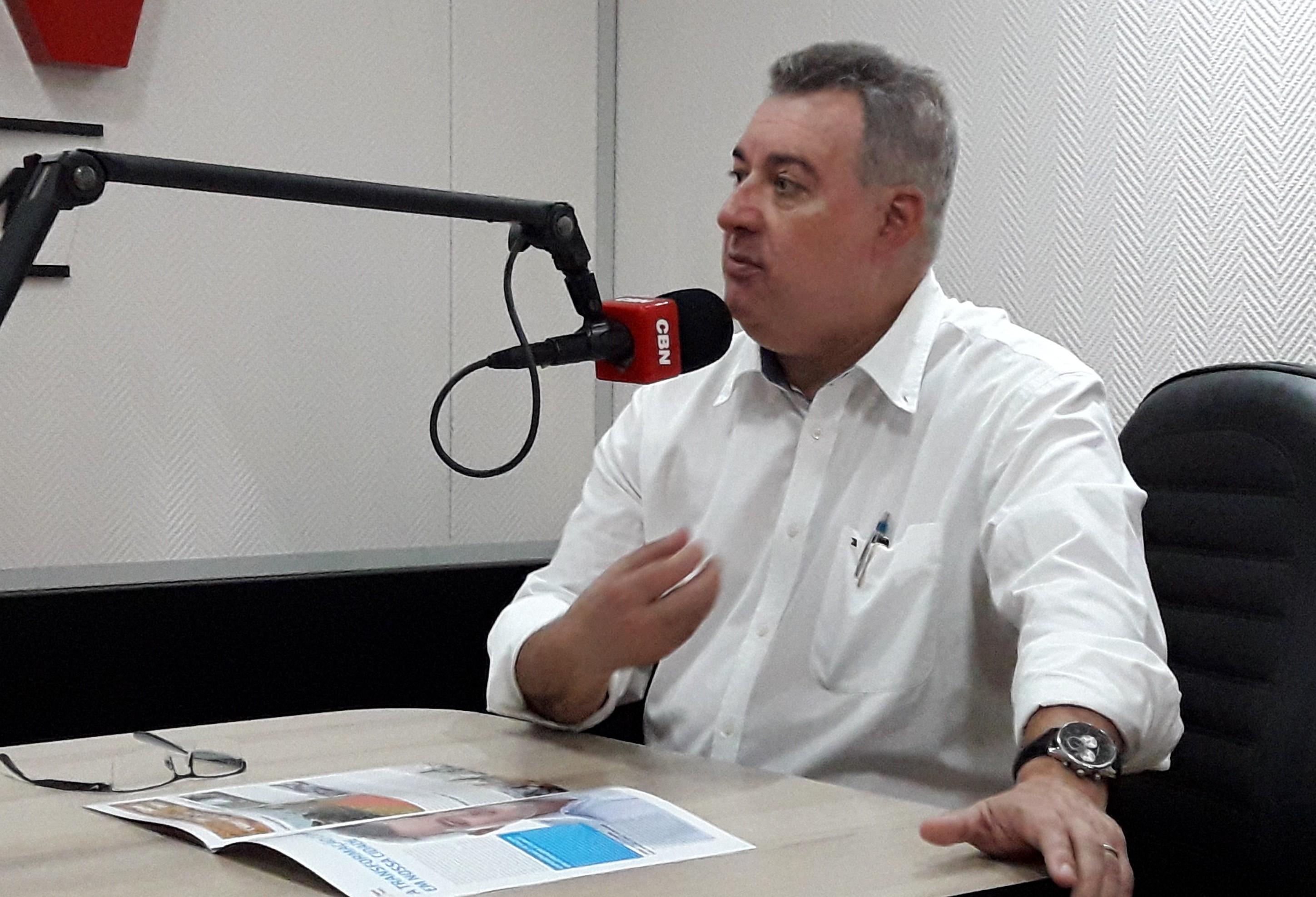 Sidnei Telles (PSD) teve participação intensa em comissões
