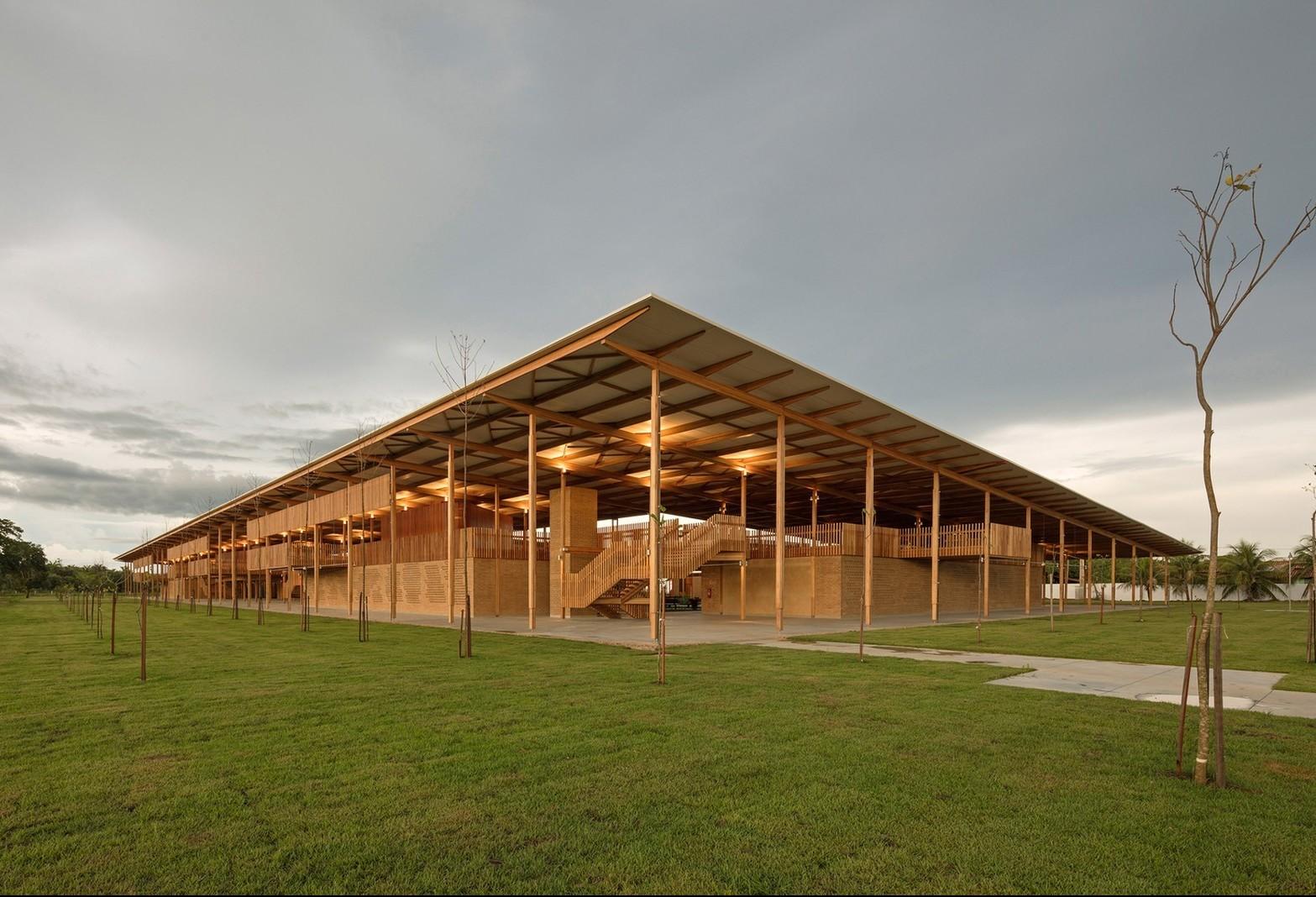 O projeto de escola rural que recebeu o 'Prêmio Internacional Riba'