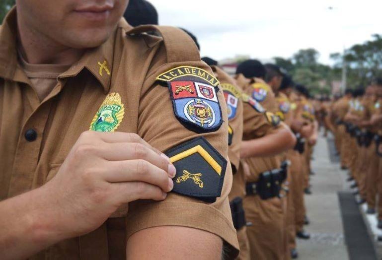 Paraná: PM abre concurso para 90 cadetes e 20 bombeiros