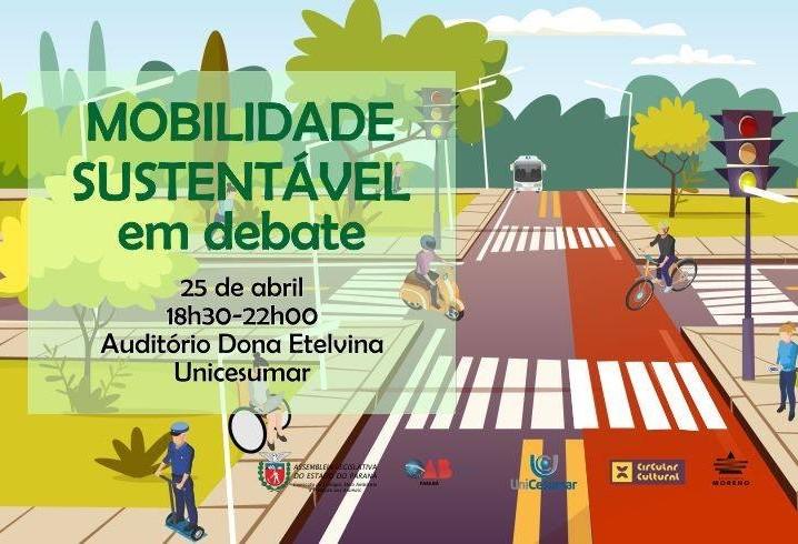 Evento discutiu em Maringá a mobilidade urbana