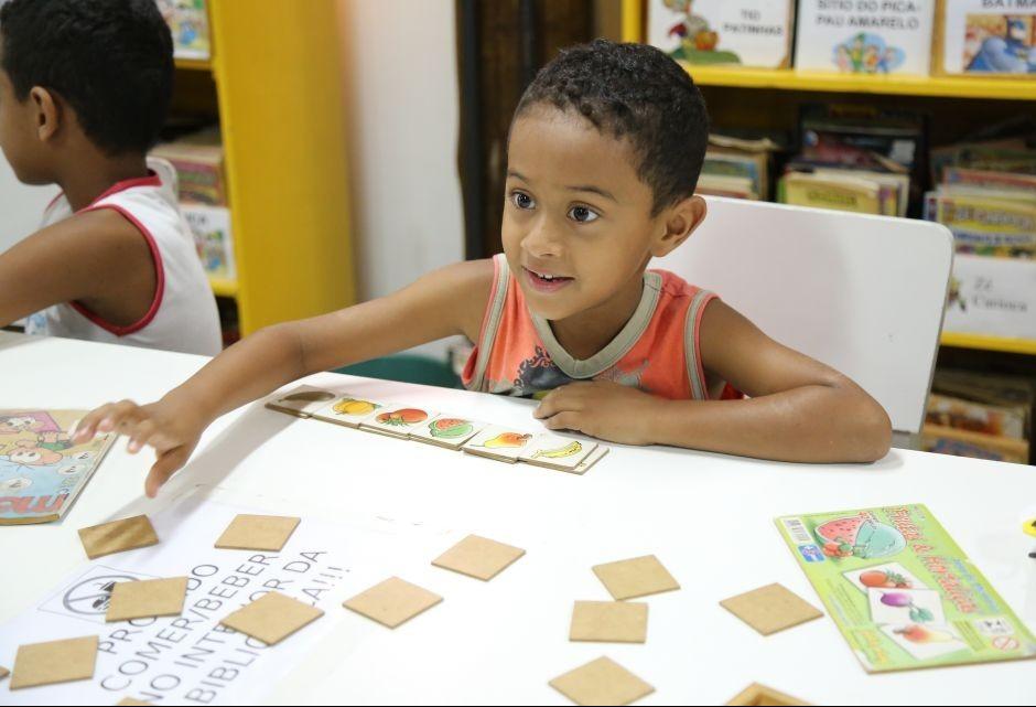 Bibliotecas terão programação de férias para crianças e adolescentes