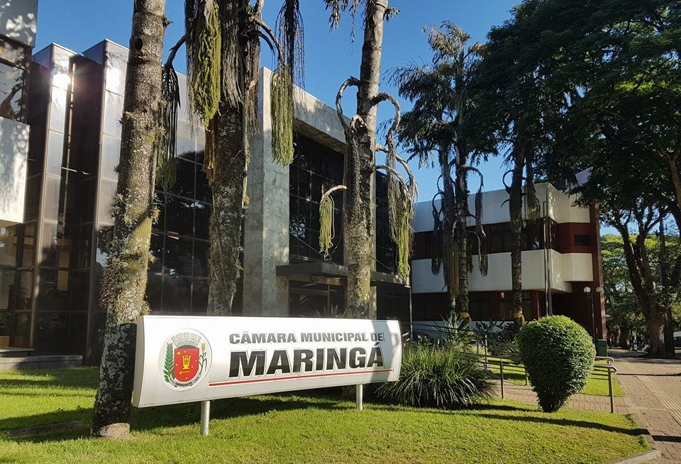 Projeto que prevê instalação de câmeras nas escolas municipais de Maringá entra em votação