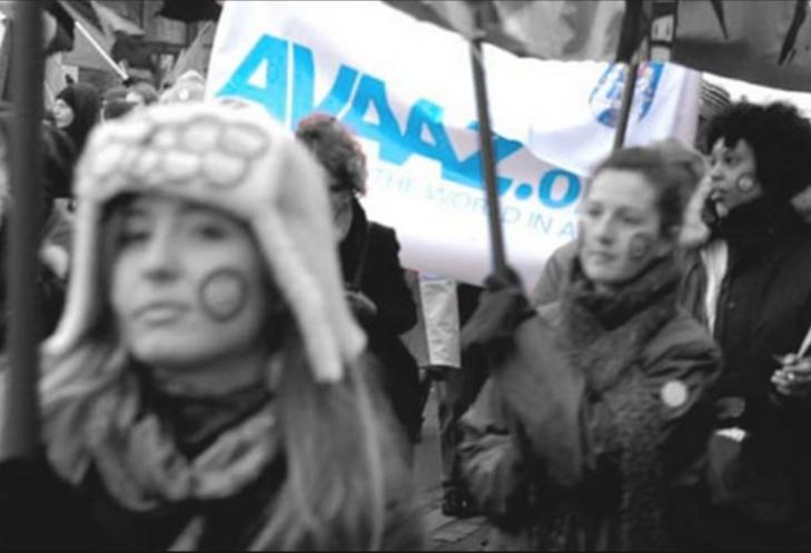 Conheça o trabalho da AVAAZ, a comunidade de mobilização online
