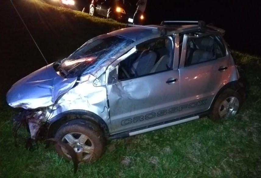 Motorista morre após acidente na BR-376 em Mandaguari