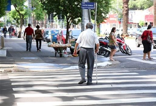 Gilson Aguiar comenta o número de mortes de idosos no trânsito em Maringá