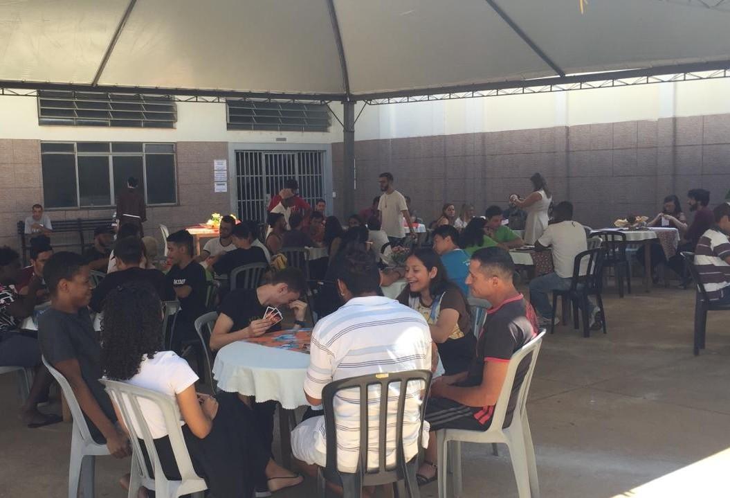 Albergue Santa Luiza de Marilac é espaço para celebrar