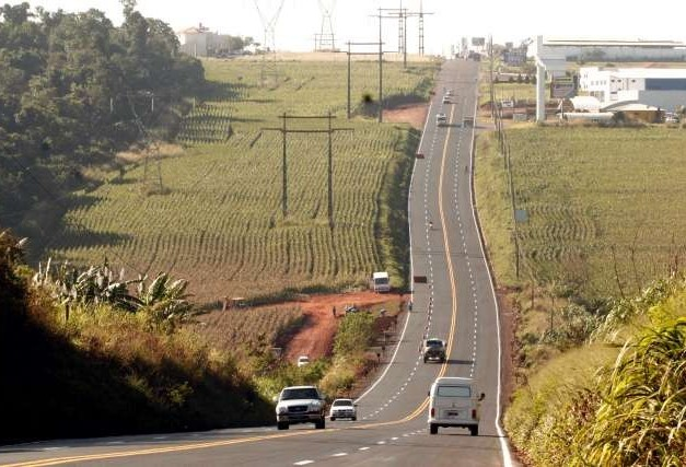 Radar do Contorno Sul é recordista de multas por alta velocidade