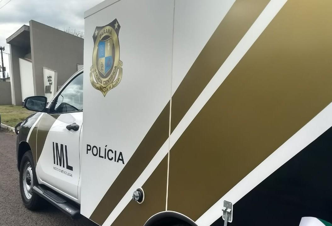 Homem morre em acidente na PR-323, perto de Jussara