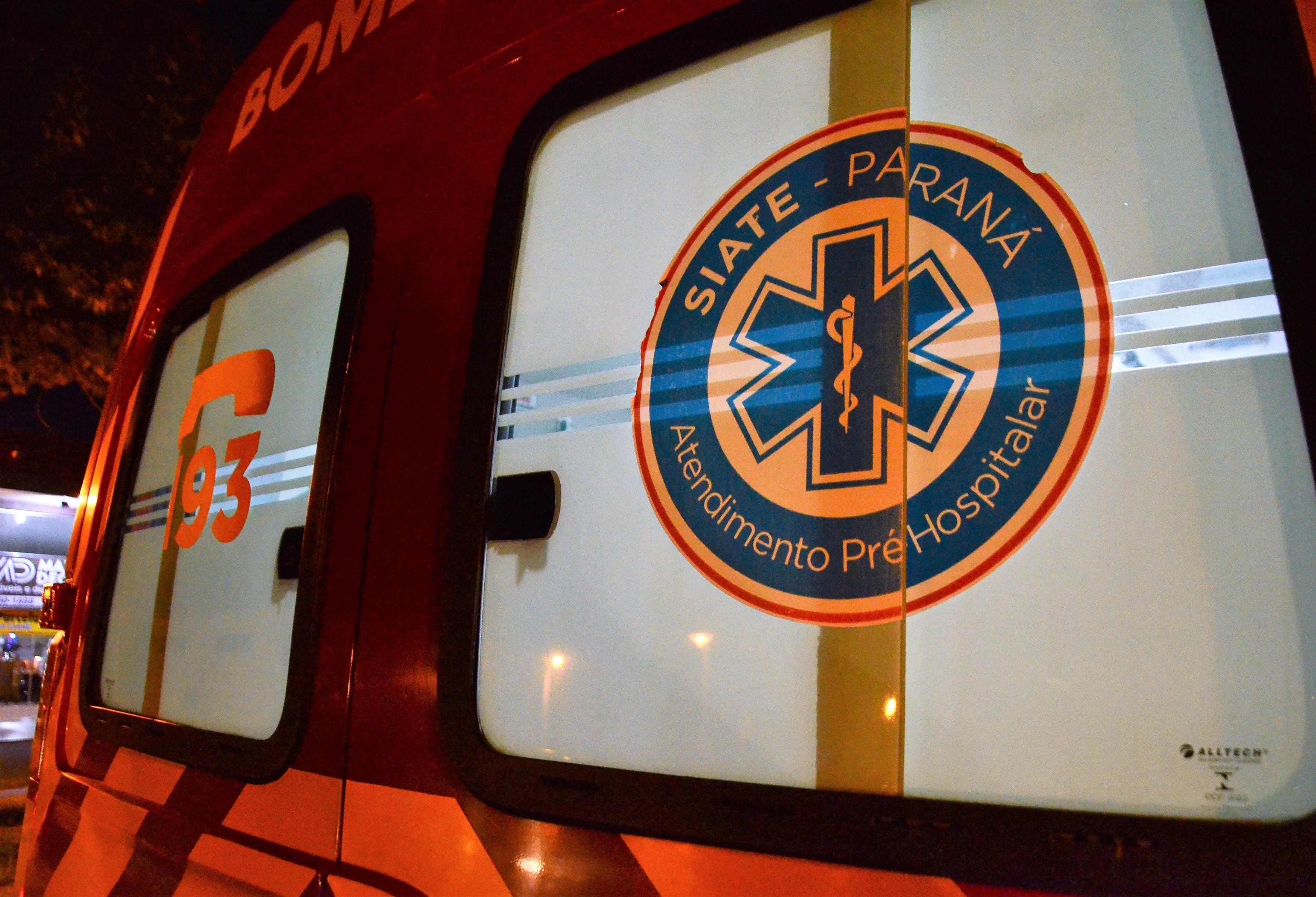 Dois ciclistas morrem em acidente na marginal da PR-323