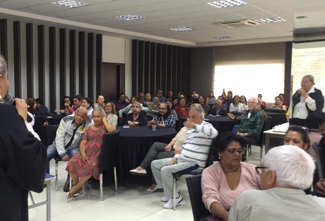 Núcleo 60+ é lançado em Maringá para promover sociabilização de idosos