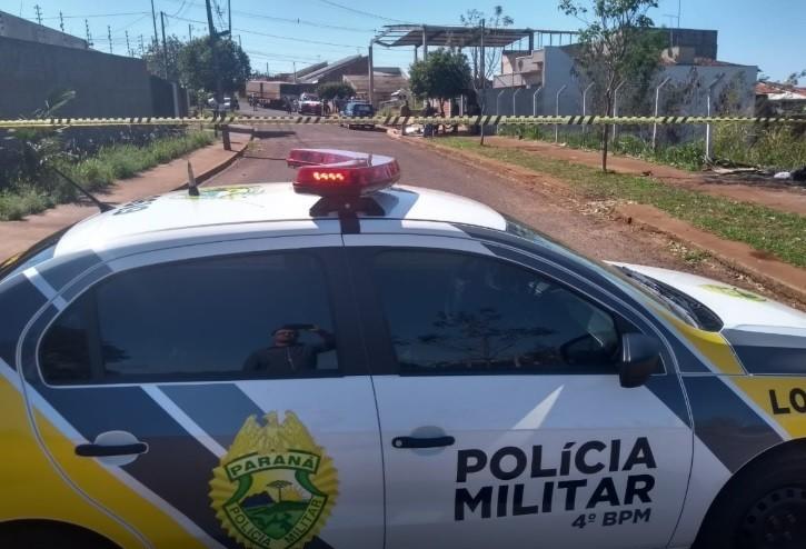 Colombiano morto em Maringá foi vítima de latrocínio, diz PC