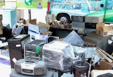 Maringá terá quatro dias de mutirão de coleta de lixo eletrônico e vidros