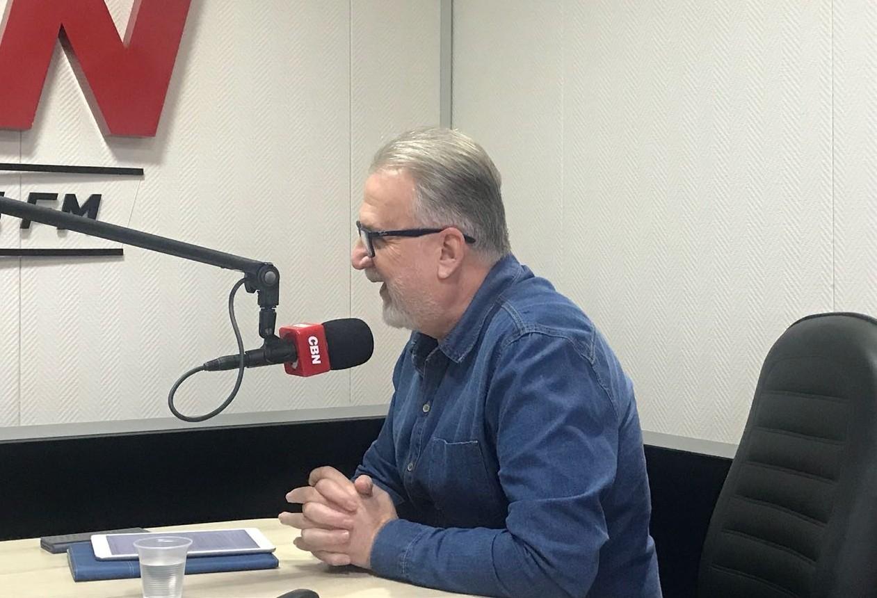 Renato Feder assumirá Secretaria de Educação no governo Ratinho Junior
