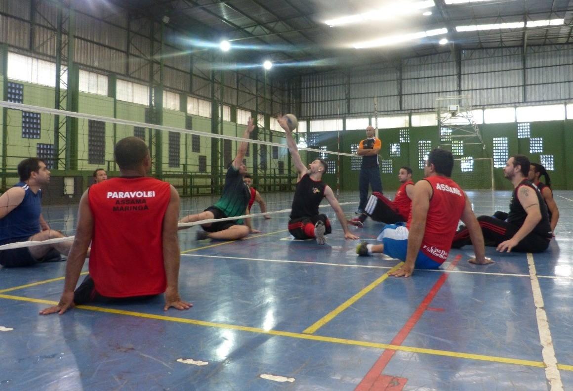 Maringá é uma das 50 cidades do país que terão Festival Paralímpico